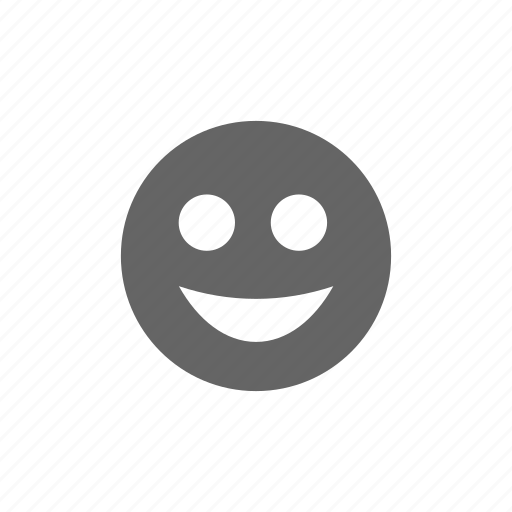 emotion, face, smile icon