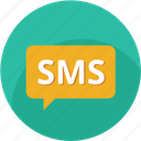 chat, message, notification, service, sms, social, speech