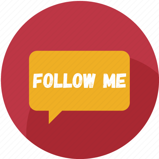 chat, follow, follow me, message, notification, social, twitter icon