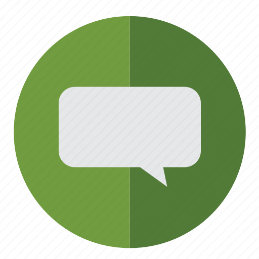 Comment, information, dialogue, converation, chatting, communication, discussion icon - Download on Iconfinder