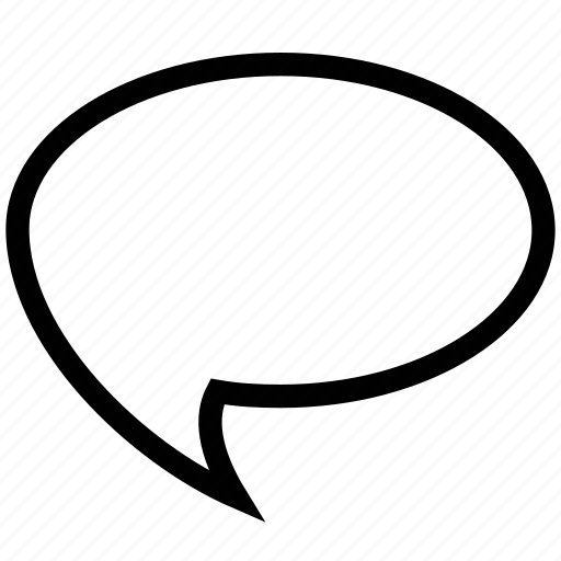 chat, chat bubble, chat sign, converse, dialogue, speak, talk icon