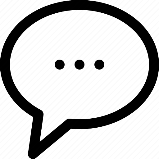 chat, chat typing, message, support, text message, typing icon