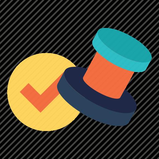 Check, checklist, clipboard, complete, list, mark, ok icon - Download on Iconfinder