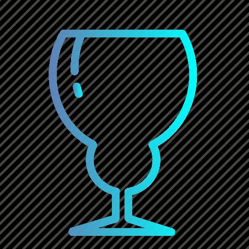 cup, drink, glass, glasses, glassware, icecream, wine icon