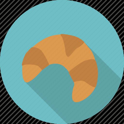 bakery, bread, croissant, food, restaurant icon