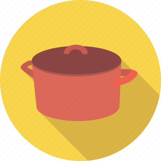 Dish, pot, cooking, dinner, cook, casserole, pan icon