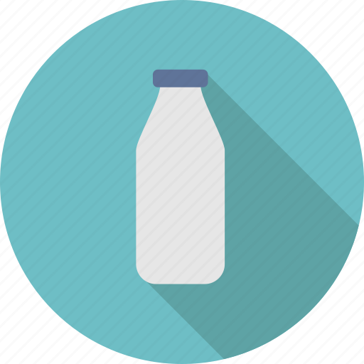 Packaging, drink, beverage, lactose, diary, milk, bottle icon - Download on Iconfinder