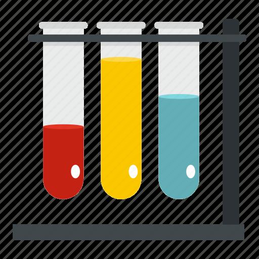 health, laboratory, medicine, research, science, test, tube icon