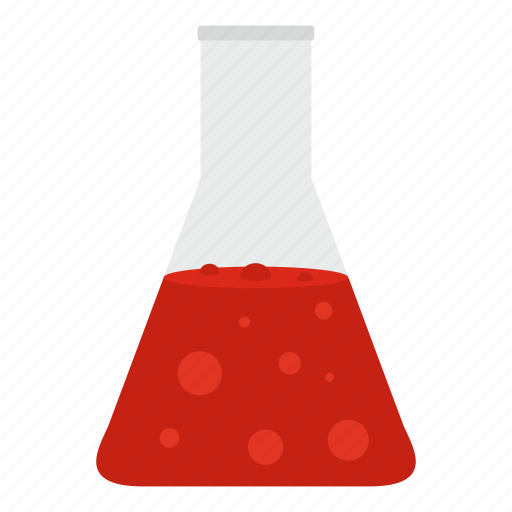 chemistry, equipment, experiment, flask, medical, medicine, test icon