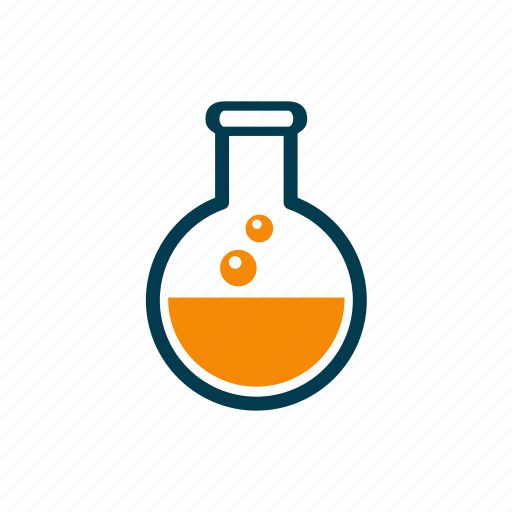 bulb, chemistry, experiment, laboratory, research, science, test tube icon