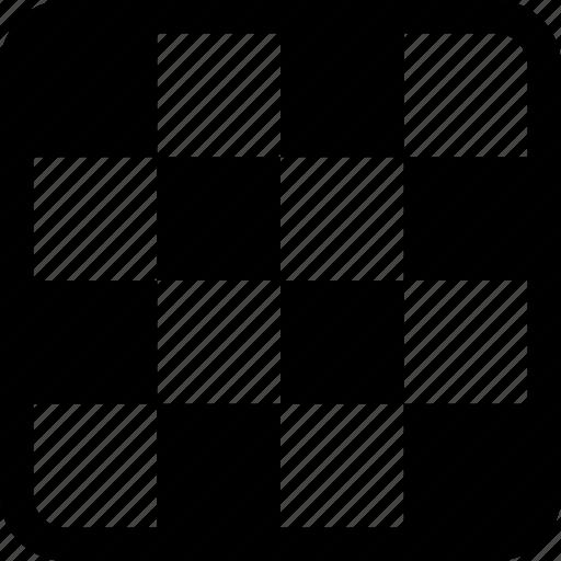board, checkerboard, chess, game, sport, strategy, tactics icon