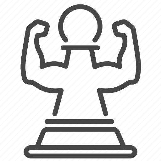chess, empower, game, strategic, strategy, strong icon