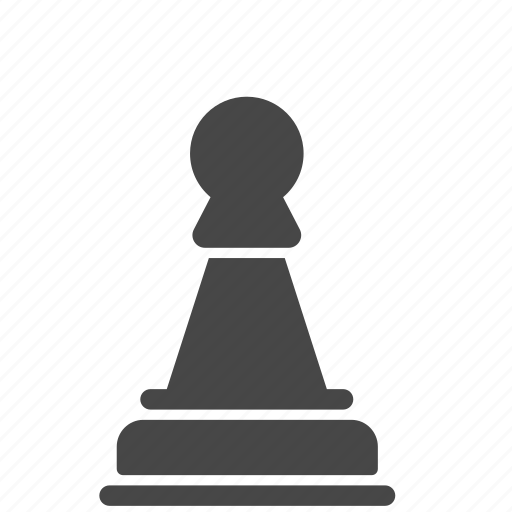 chess, game, pawn, strategic, strategy icon