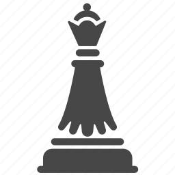 chess, game, queen, strategic, strategy icon