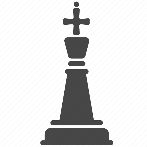 chess, game, king, strategic, strategy icon
