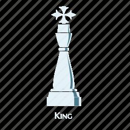 checks, game, king, sign, smart, thinking icon