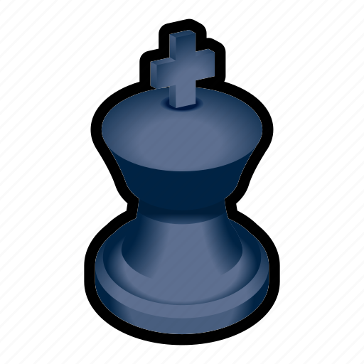 board, chess, game, king, piece icon