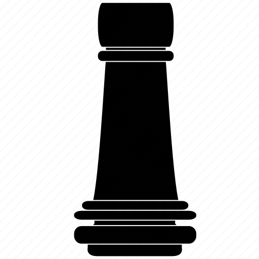 castle, chess, figure, piece, rook, strategy, tower icon