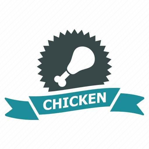 award, best, chicken, prize, ribbon, success, winner icon