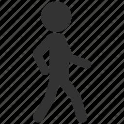 adventure, child, go, journey, pedestrian, walk, walking icon