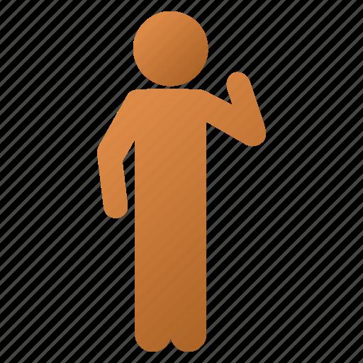 child, human figure, idea, opinion, problem, solution, think icon