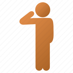 child, customer profile, guy, human figure, man pose, salute, user account icon