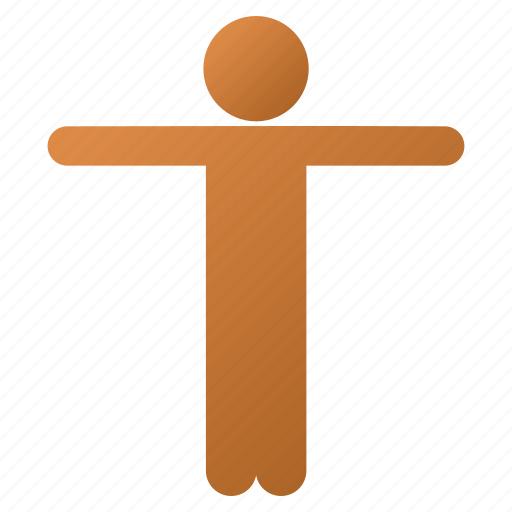 boy, child, customer profile, guy, human figure, man pose, scarescrow icon