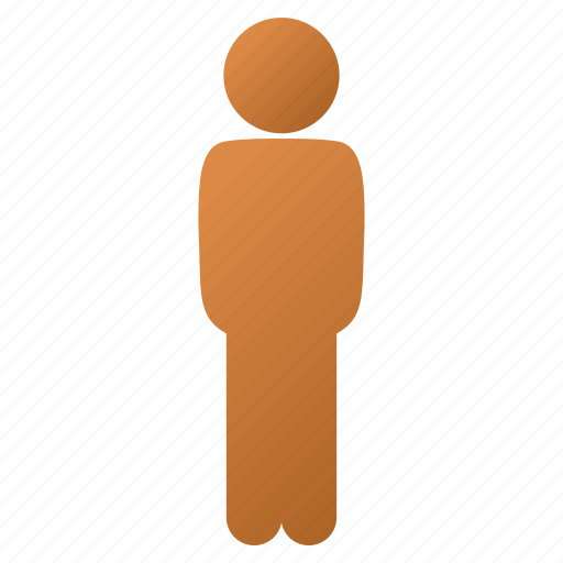 boy, child, customer profile, guy, human figure, standing pose, user account icon