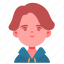 avatar, boy, children, hood, kid, person, youth icon