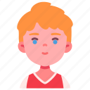 avatar, boy, children, kid, person, youth icon
