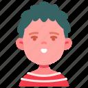 avatar, boy, children, kid, male, person, youth icon