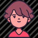avatar, boy, children, hairstyle, kid, person, youth icon