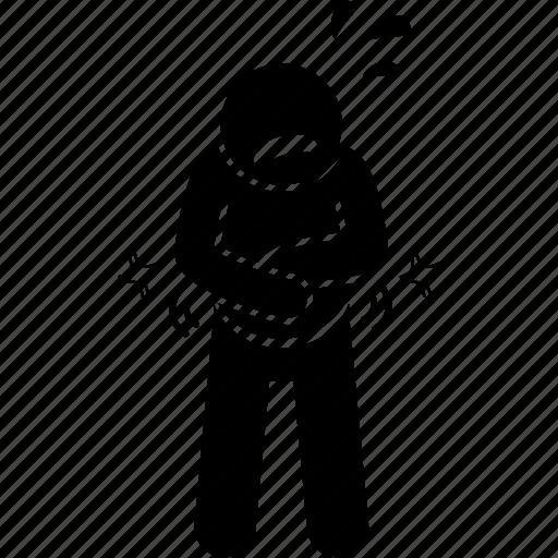 Abdomen, child, children, pain, stomach, stomachache icon - Download on Iconfinder