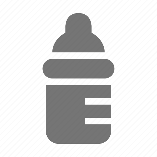 baby, bottle, infant, milk icon