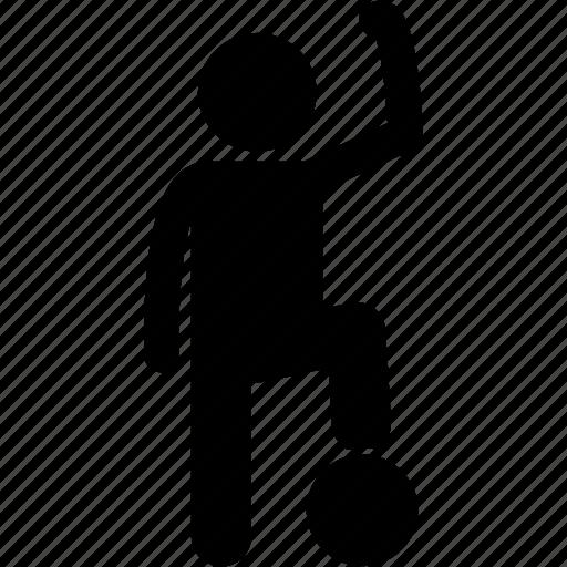 child, extracurricular, football, kid, soccer, sport icon
