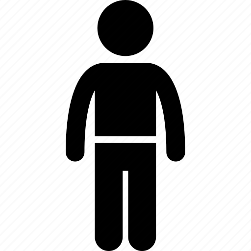 boy, child, children, figure, kid, standing, toddler icon