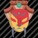 mask, 1