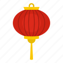 decoration, chinese, lantern, traditional, oriental, holiday, celebration