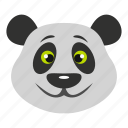 animal, asia, china, nature, panda, wild, wildlife icon