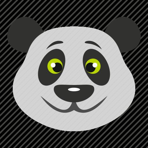 animal, asia, china, nature, panda, wild, wildlife icon