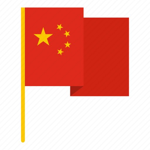 china, chinese, country, flag, nation, national, patriotism icon