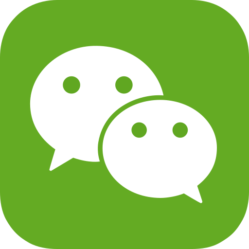 china, chinese, tencent, wechat icon