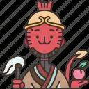magic, monkey, legendary, chinese, mythology