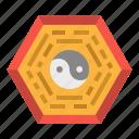 cultures, taoism, yang, ying, zen icon