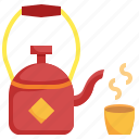 food and restaurant, hot, kettle, kitchenware, pot, tea