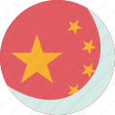 chinese, badge, oriental, banner, ornamental icon