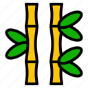 bamboo, china, chinese, nature, plant icon