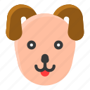 animal, chinese, culture, dog, new year, zodiac icon