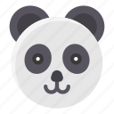 animal, chinese, culture, new year, panda icon
