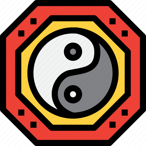Celebration, chinese, new year, yang, yin icon - Download on Iconfinder